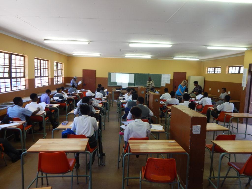 grade 11 students in soshanguve