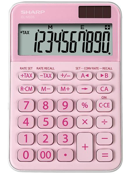 Sharp EL-M335 Pink